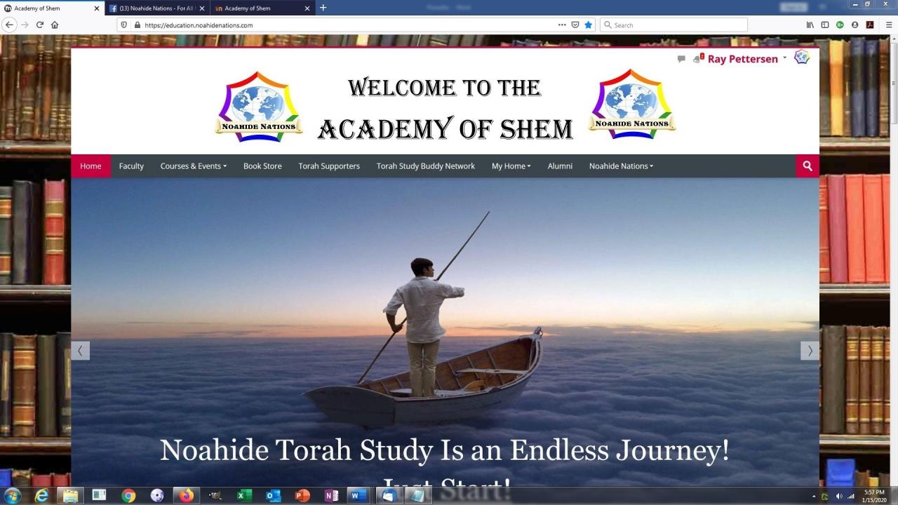New Academy of Shem