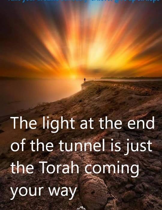 Torah Coming Your Way