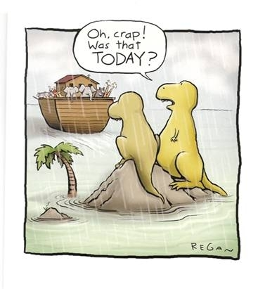 Why dinosaurs are extinct
